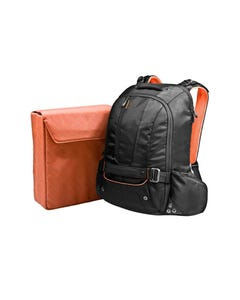 EVERKI BEACON BACKPACK WITH GAME CONSOLE SLEEVE 18 INCH BLACK