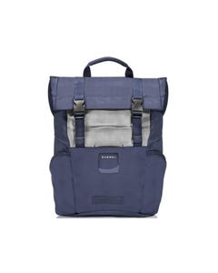 EVERKI CONTEMPRO ROLL TOP LAPTOP BACKPACK 15.6 INCH NAVY