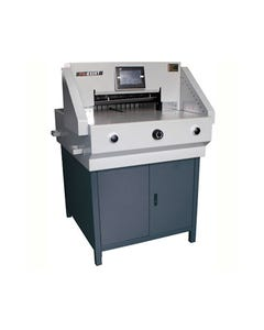 PHE 520 PROGRAMMABLE HYDRAULIC PAPER GUILLOTINE