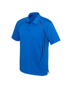 Biz Collection Mens Cyber Polo P604MS