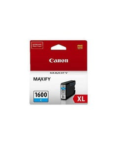 CANON PGI1600XLC INK CARTRIDGE HIGH YIELD CYAN