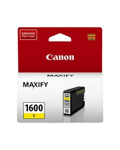CANON PGI1600Y INK CARTRIDGE YELLOW