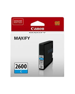 CANON PGI2600C INK CARTRIDGE CYAN
