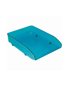 METRO DOCUMENT TRAY A4 BLUEBERRY