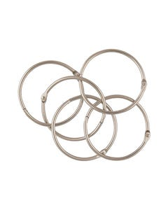 ESSELTE HINGED RINGS SIZE 3 50MM BOX 50