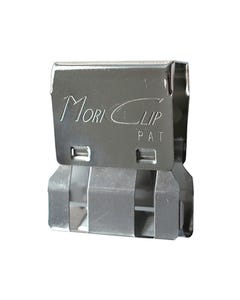 CARL MORI CLIP SMALL STEEL PACK 50