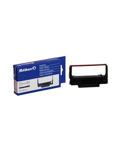 PELIKAN COMPATIBLE EPSON ERC34/38 PRINTER RIBBON BLACK/RED