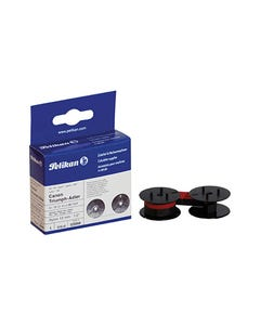 PELIKAN COMPATIBLE GROUP 24 CALCULATOR RIBBON BLACK/RED