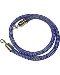 VisionChart 25mm Braided Q-Barrier Ropes 1.5M Blue