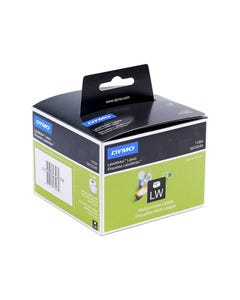 DYMO 11354 LW MULTI-PURPOSE LABELS 57 X 32MM 1 X ROLL 1000 WHITE