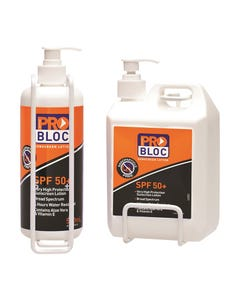 Pro Choice® Sunscreen Wall Bracket 1 Litre SSB1