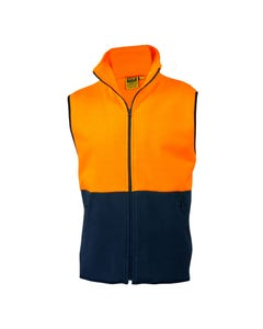 Winning Spirit Hi-Vis Two Tone Vest SW08
