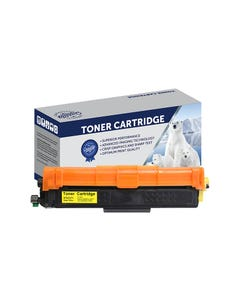 COMPATIBLE BROTHER TN257Y TONER CARTRIDGE HIGH YIELD YELLOW