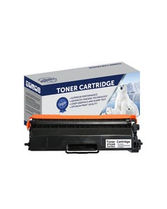 COMPATIBLE BROTHER TN346BK TONER CARTRIDGE HIGH YIELD BLACK