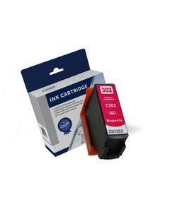 COMPATIBLE EPSON 302XL INK CARTRIDGE HIGH YIELD MAGENTA