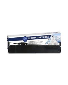 COMPATIBLE EPSON C13S015610 PRINTER RIBBON BLACK