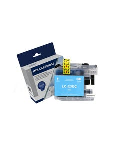 COMPATIBLE BROTHER LC23EC INK CARTRIDGE CYAN