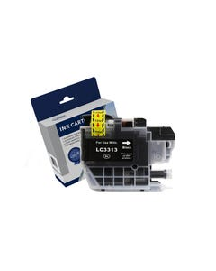 COMPATIBLE BROTHER LC3311BK/LC3313BK INK CARTRIDGE HIGH YIELD BLACK