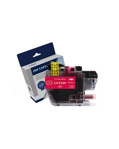COMPATIBLE BROTHER LC3329XLM INK CARTRIDGE HIGH YIELD MAGENTA