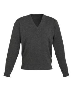Biz Collection Mens Woolmix Pullover WP6008