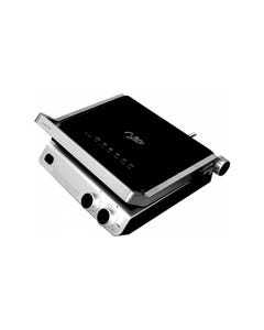 NERO DELUXE SANDWICH PRESS 4 SLICE AND CONTACT GRILL WITH TIMER