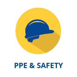 PPE & Safety - Shop Now
